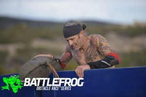 Kevin Gillotti - BattleFrog San Diego