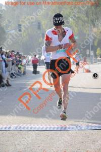 Kevin Gillotti - San Diego Half Marathon
