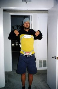 Kevin Gillotti - 2001 Accident