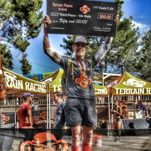 Kevin Gillotti - Terrain Race Irvine