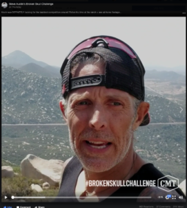 Kevin Gillotti - Broken Skull Challenge