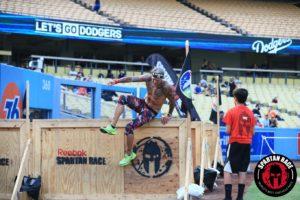 Kevin Gillotti - Spartan LA Stadium Sprint