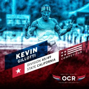 Kevin Gillotti - US Obstacle Course Racing Championships 15k