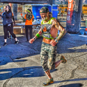 Kevin Gillotti - Socal Tougher Mudder World Championships