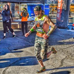 Kevin Gillotti - Socal Tougher Mudder World Championships