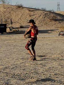 Kevin Gillotti - Spartan Combine