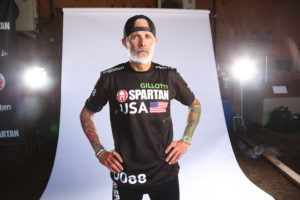 Kevin Gillotti - Spartan Pro Team Media Day