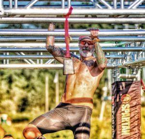 Kevin Gillotti - Spartan Sprint WV