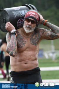 Kevin Gillotti - Spartan Beast WV NAC