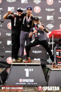 Kevin Gillotti - Spartan Sprint LA Sunday