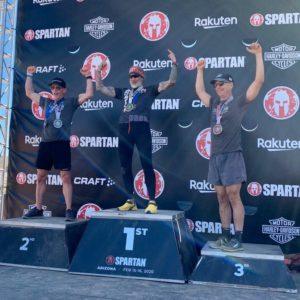 Kevin Gillotti - Spartan Super Arizona 2020