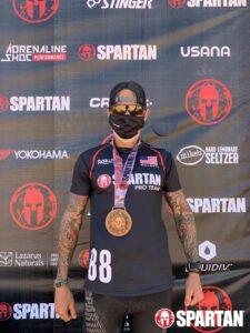 Kevin Gillotti - Spartan Sprint Arizona