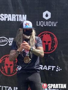 Kevin Gillotti - Spartan Beast Montana